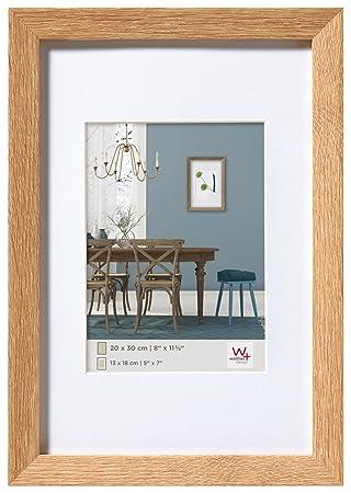 natur Holzrahmen PEPPERS 20x30 cm