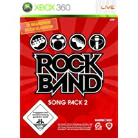 Rock Band: Song Pack 2 [import allemand]