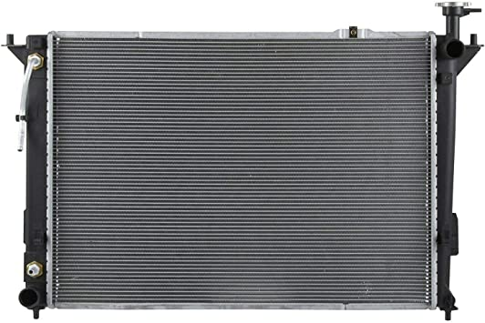 Genuine Hyundai 25310-1U100 Radiator Assembly