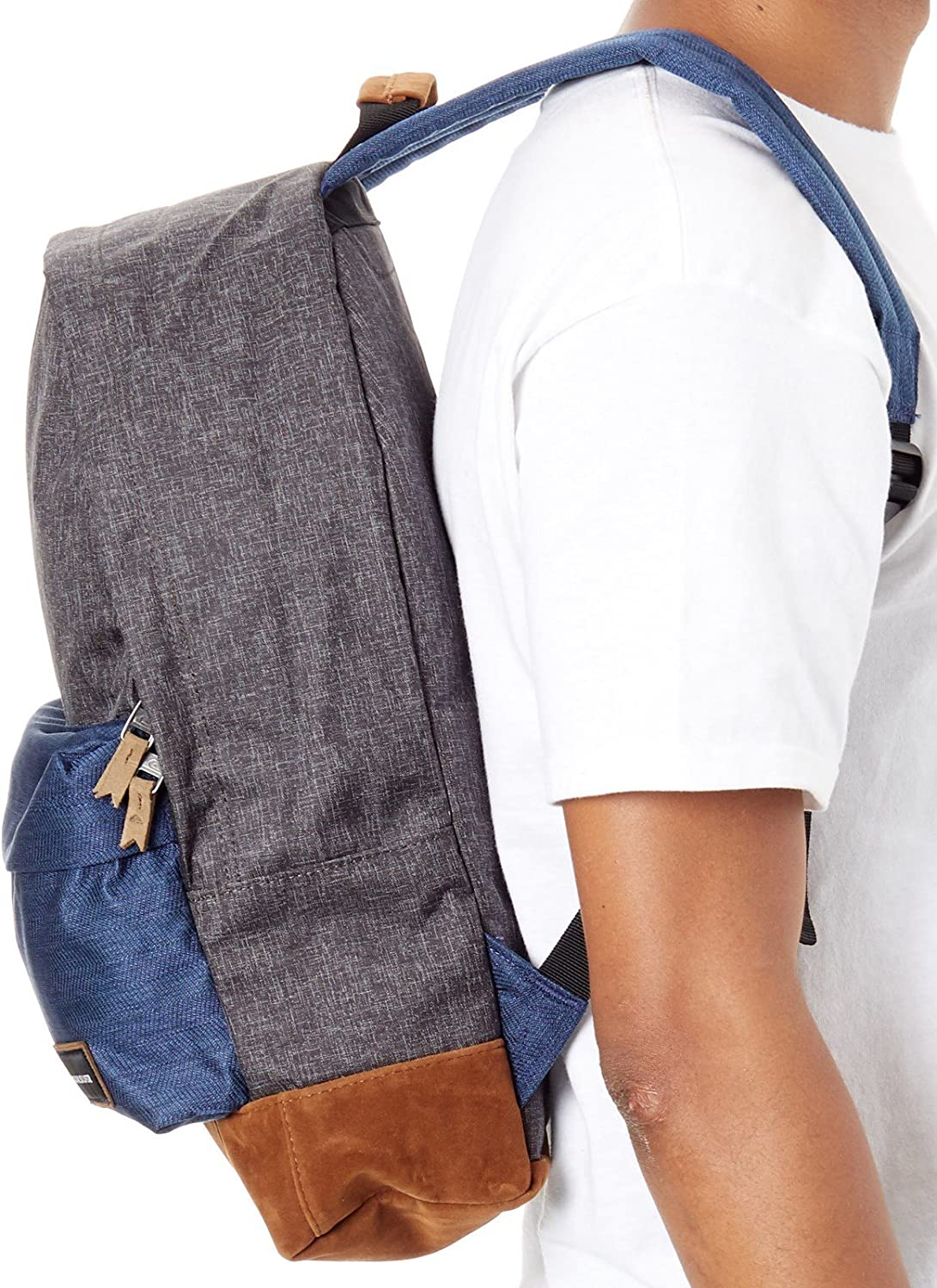 Quiksilver Everyday Poster Plus Backpack One Size Medieval Blue
