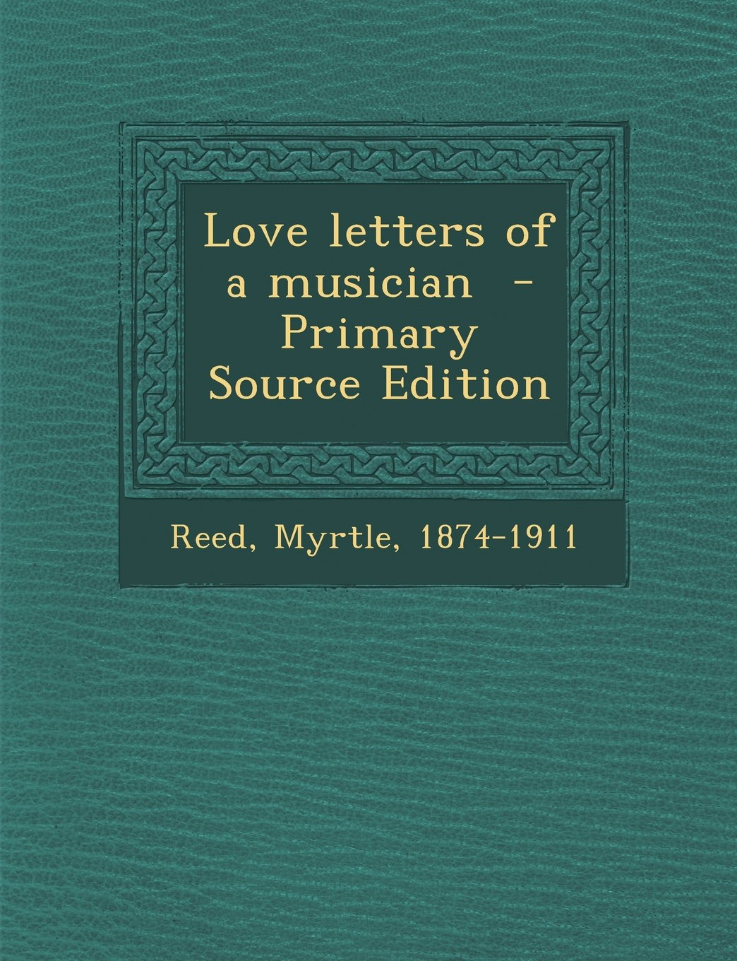 Download Love letters of a musician ebook
