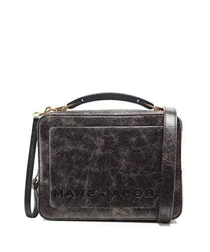 Marc Jacobs Femmes sac the box  Noir Une Taille  Amazon.fr ... 8c7dbef3012