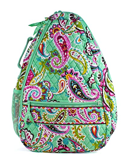 f7960f7095 Image Unavailable. Image not available for. Color  Vera Bradley Sling  Tennis Backpack (Tutti Frutti)
