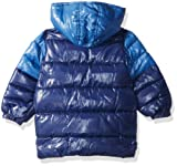 iXtreme Baby Boys' Color Block Puffer with Patch