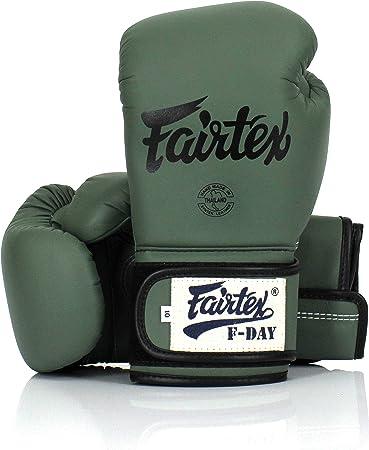 MMA Muay Thai BGV-11 Fairtex Guantes de boxeo F-Day guantes de boxeo