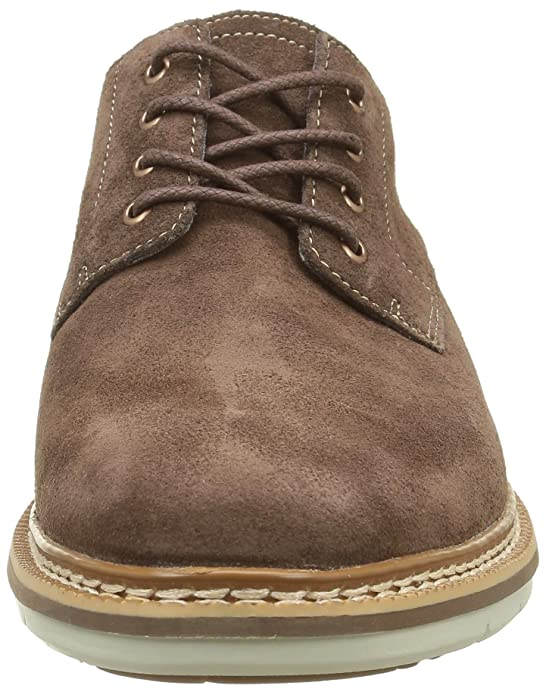 64c640f6e6172 Timberland Naples Trail Oxford Potting Soil, Men's Lace-Up Shoes:  Amazon.co.uk: Shoes & Bags