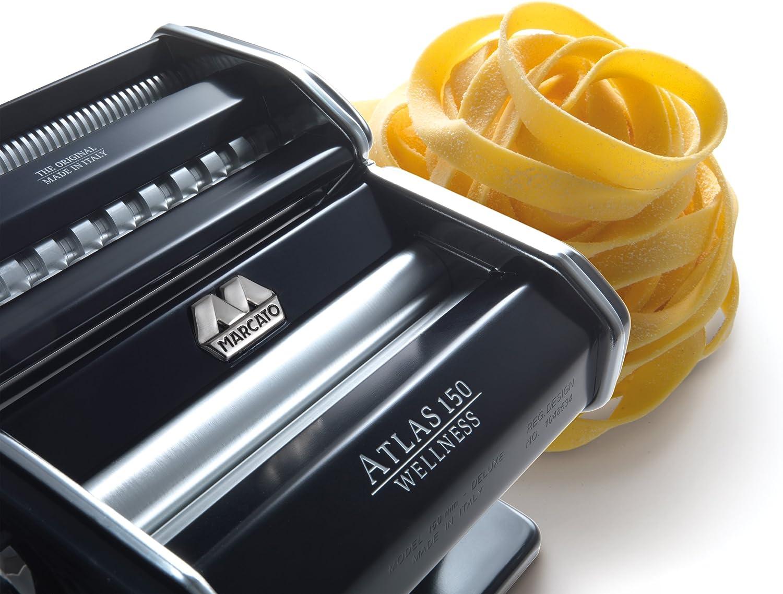 Silver Wellness Marcato Atlas 150 pasta machine Chrome