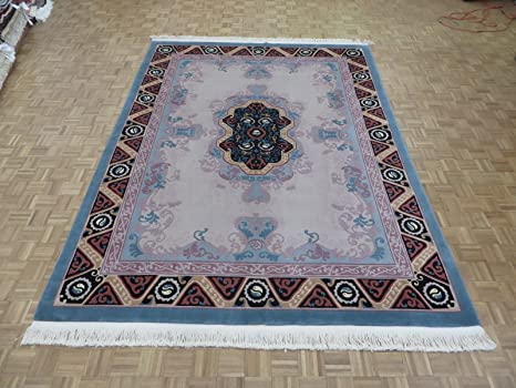 Amazon Com Oriental Rug Galaxy Oriental Chinese Aubusson Taupe 100