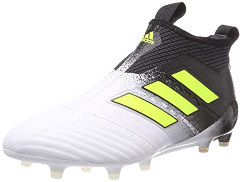 best sneakers 3f0a9 10f0a adidas Uomo Ace 17+ Purecontrol Fg Scarpe Sportive Bianco Size  44