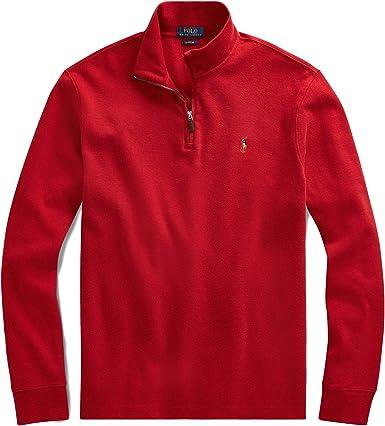 Ralph Lauren Mens Screenprint Pullover Sweater