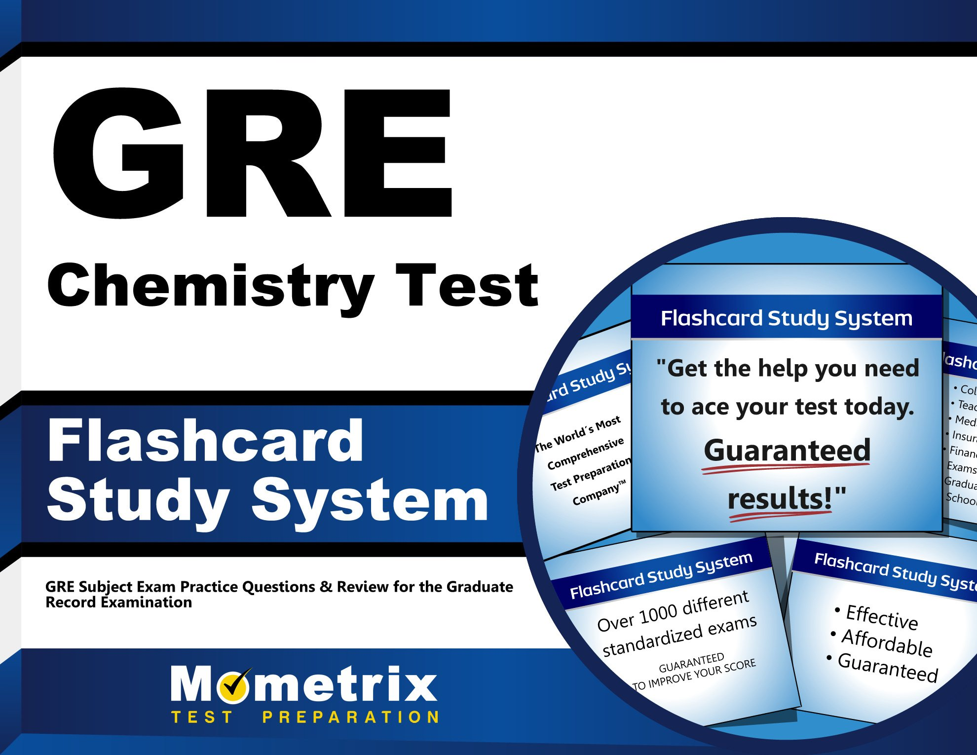 gre chemistry test flashcard study system gre subject exam gre chemistry test flashcard study system gre subject exam practice questions review for the graduate record examination cards gre subject exam