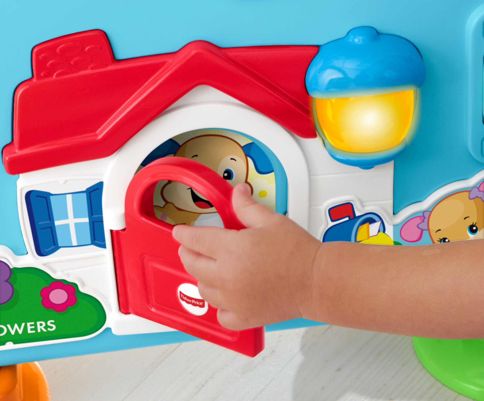 Fisher-Price Laugh & Learn Crawl-Around Learning Center by Fisher-Price (Image #13)