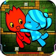 Redboy and Bluegirl in Light Temple Maze PRO