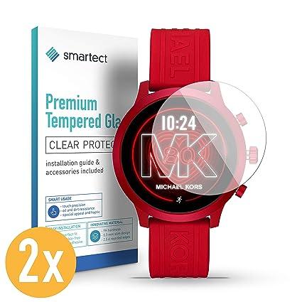 smartect Protector de Pantalla para Michael Kors Access MKGO ...