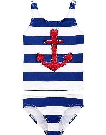 074b802c5b152 OshKosh B'Gosh Girls' Two-Piece Swimwear