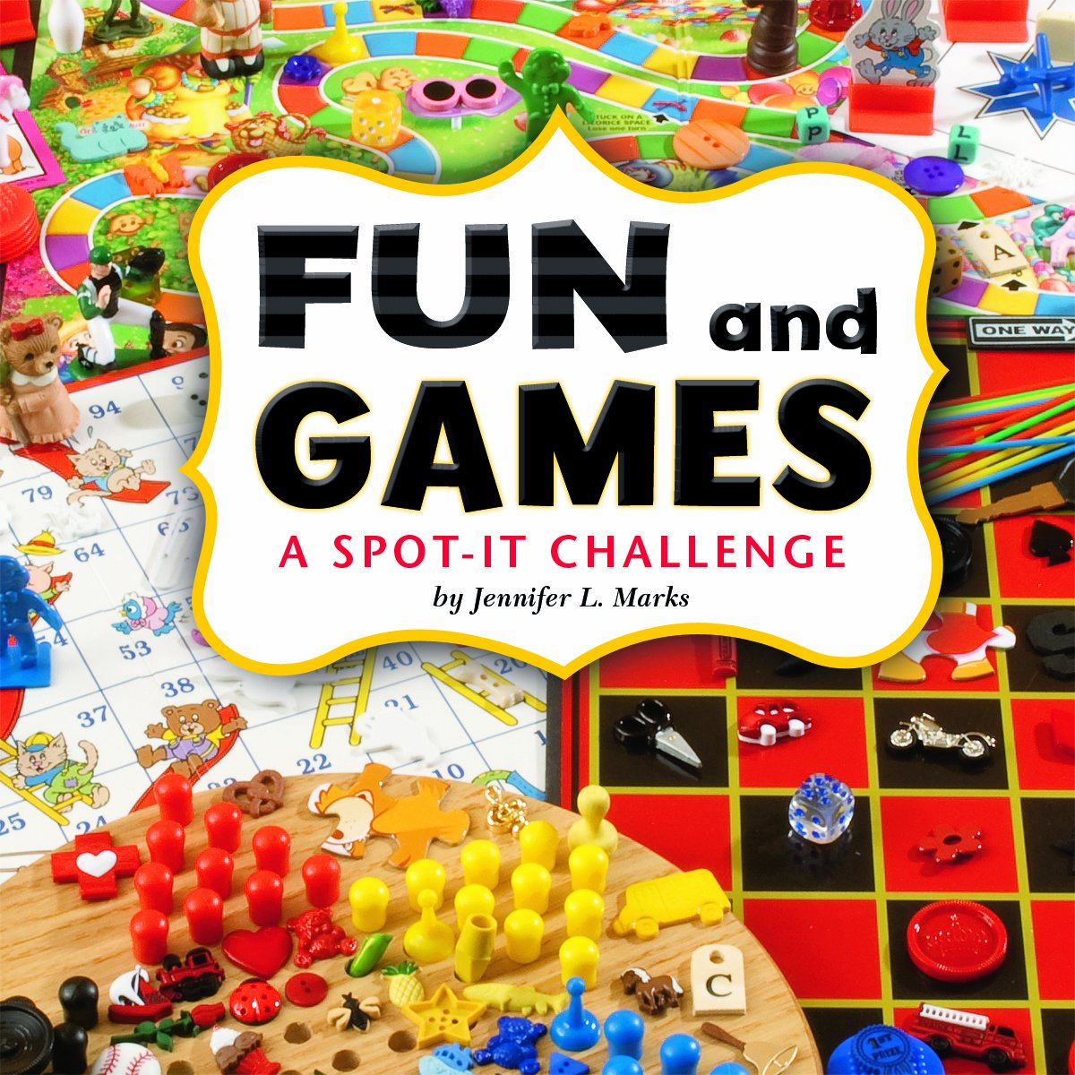 Fun and Games (Spot It) pdf