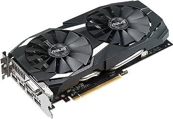 ASUS Dual OC Radeon RX 580 4GB Graphics Card