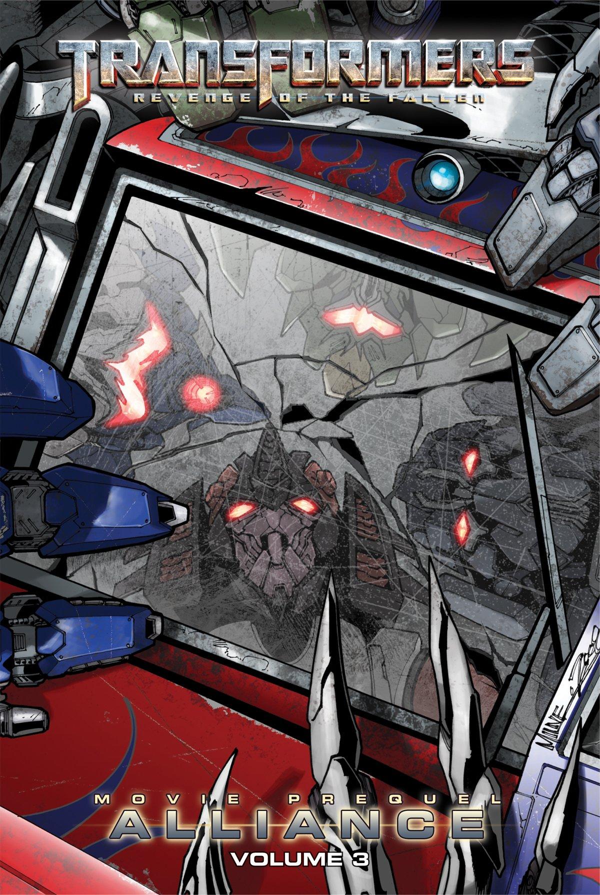 Download Transformers: Alliance 3 (Transformers: Revenge of the Fallen: Movie Prequel: Alliance) PDF