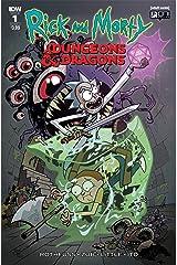 RICK & MORTY VS DUNGEONS & DRAGONS #1 CVR A LITTLE Comic