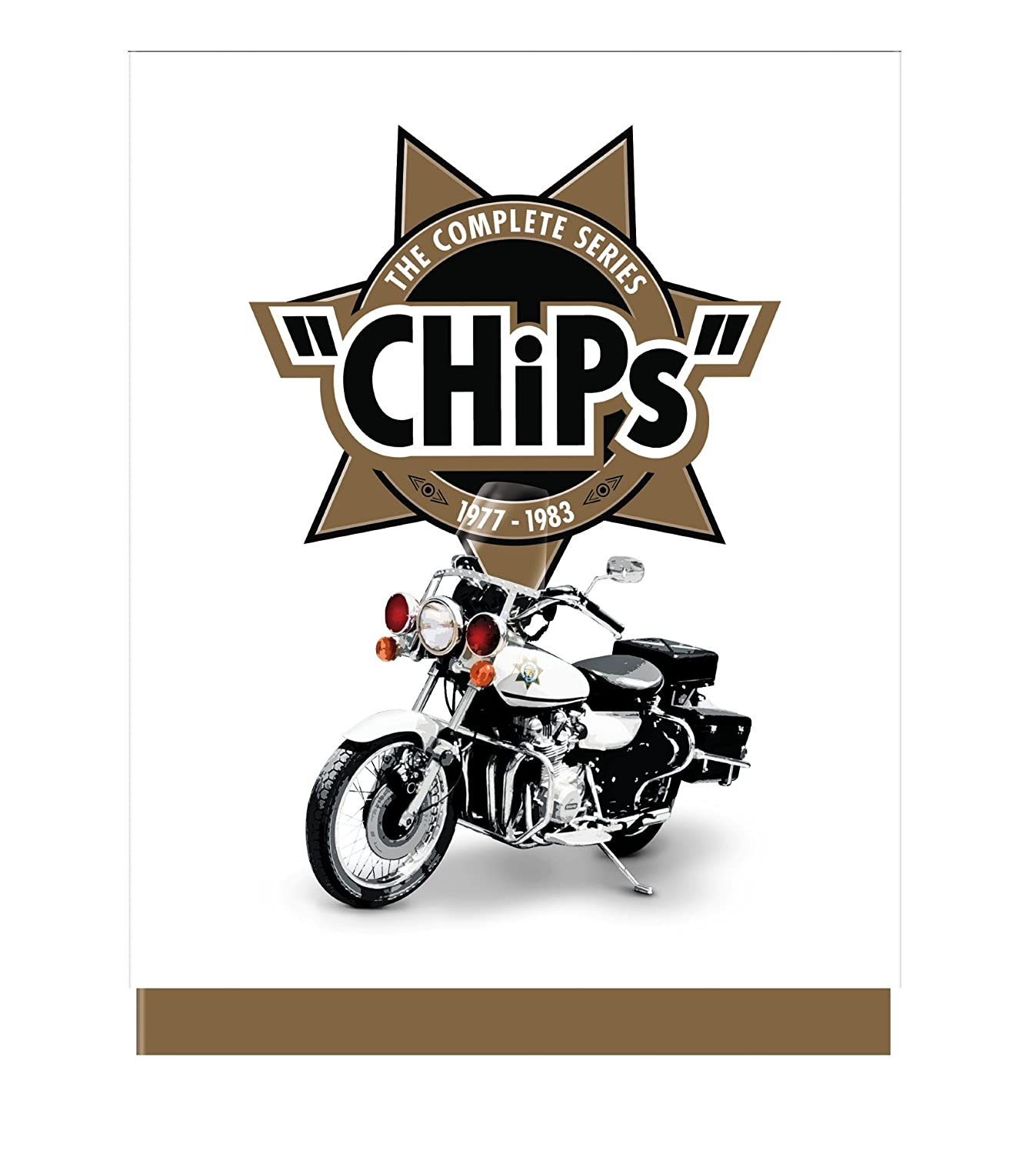 : CHiPs: The Complete Series Collection Seasons