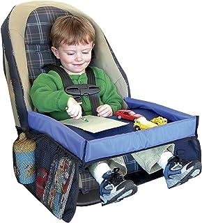 Buy Forberesten Waterproof Polyester Child Car Seat Tray - Blue ...