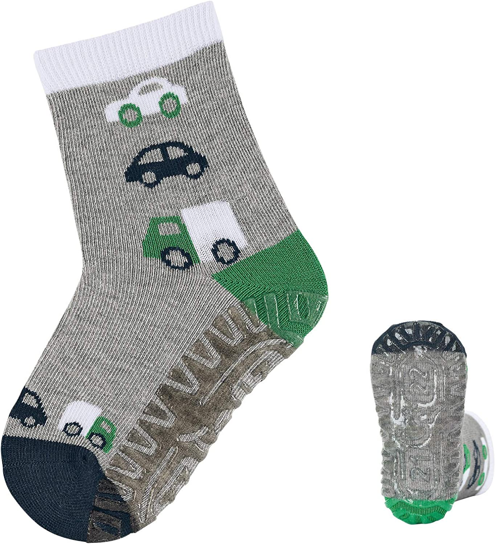 Sterntaler Boys FLI Sun Lkw//Autos Calf Socks