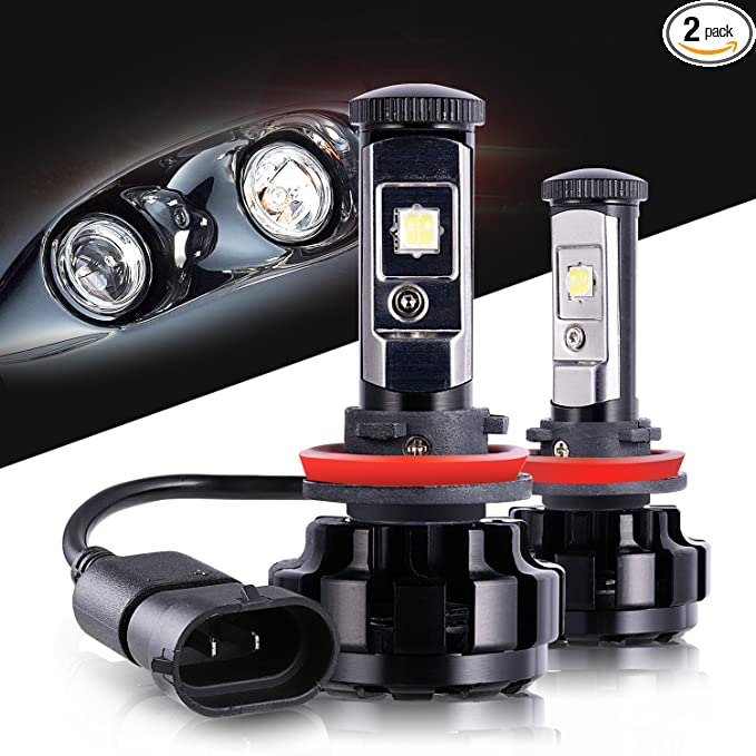 Review LED Headlight Bulbs H11