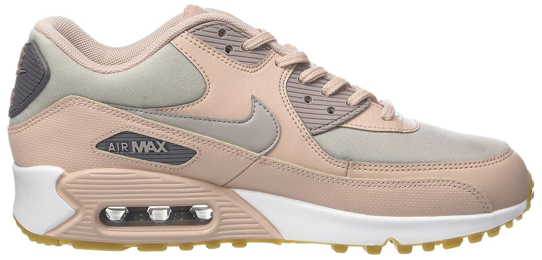 Nike WMNS Air Max 90, Chaussures de Gymnastique Femme, Beige (Particle Beige   091c2f67fc3f
