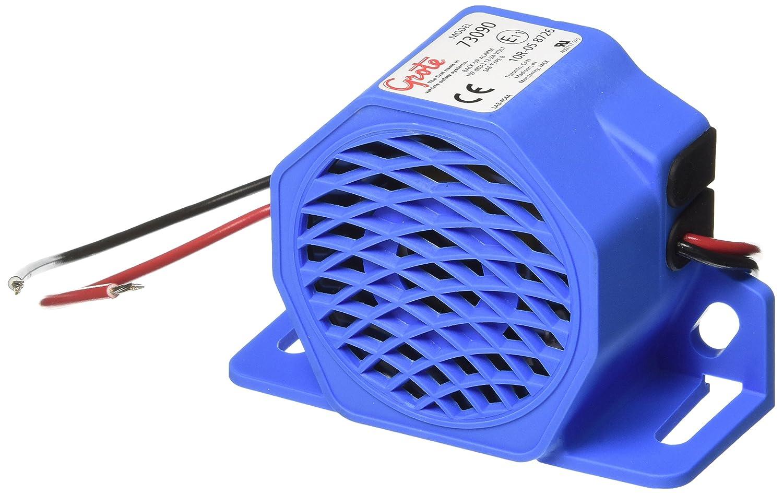 Amazon.com: Grote 73090 Medium/Low Noise Surround Backup Alarm (Wire Leads,  107 Decibel): Automotive