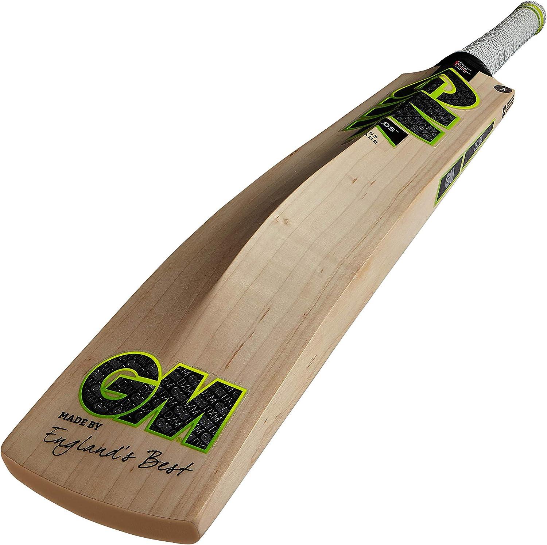 Gunn /& Moore Zelos 404 Cricket Bat Short Handle
