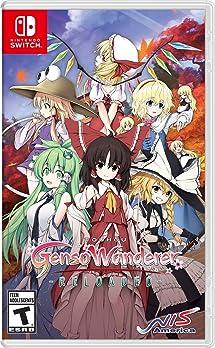Touhou Genso: Wanderer Reloaded - Nintendo Switch: Sega