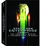 Star Trek:  Enterprise:  The Complete Series [Blu-ray]