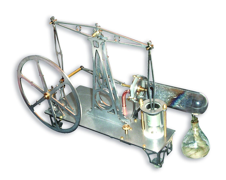 Lutz Hielscher, Stirlingmotore / Heißluftmotore (Stirling Beam Bausatz)
