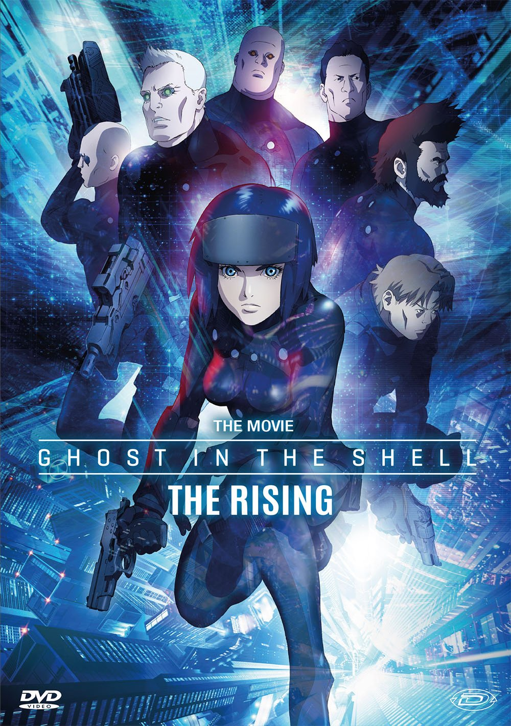 Ghost In The Shell - The Rising [Italia] [DVD]: Amazon.es: Kazuya Nomura, Kazuya Nomura: Cine y Series TV