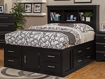 Awesome Queen Bed Frame With Storage Decor