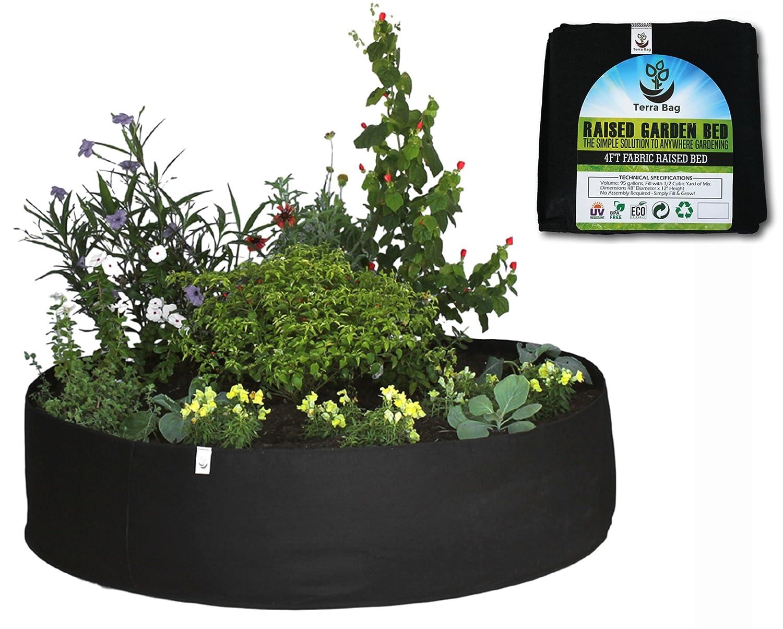 Amazoncom New Product Premium Quality Fabric Raised Garden Bed