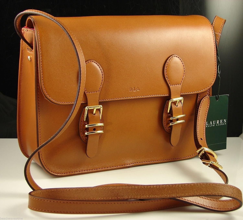 474d882080 LAUREN Ralph Lauren Bexley Heath Medium Messenger (Lauren Tan Lauren Tan)  Messenger Bags  Amazon.co.uk  Luggage