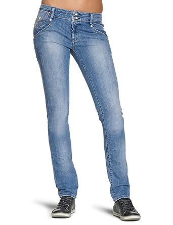 68705208fbf1 Blue Level Damen Jeans F101  Amazon.de  Bekleidung