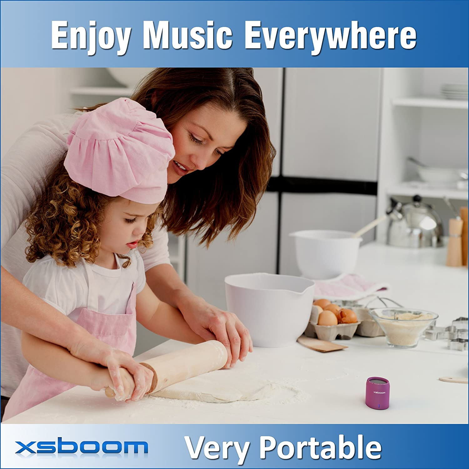 Mini Altavoz Bluetooth XSBOOM por solo 35,95€