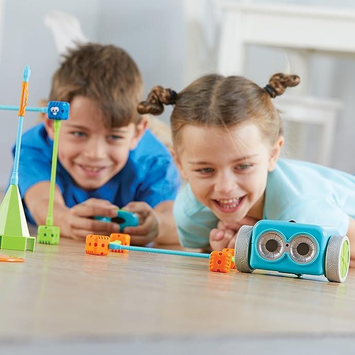 Learning Resources Botley 无屏幕 可编程机器人玩具套装 镇店之宝¥359 中亚Prime会员免运费直邮到手约¥409
