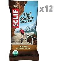 CLIF Nut Butter Filled Bar Chocolate Hazelnut Butter 12x50g