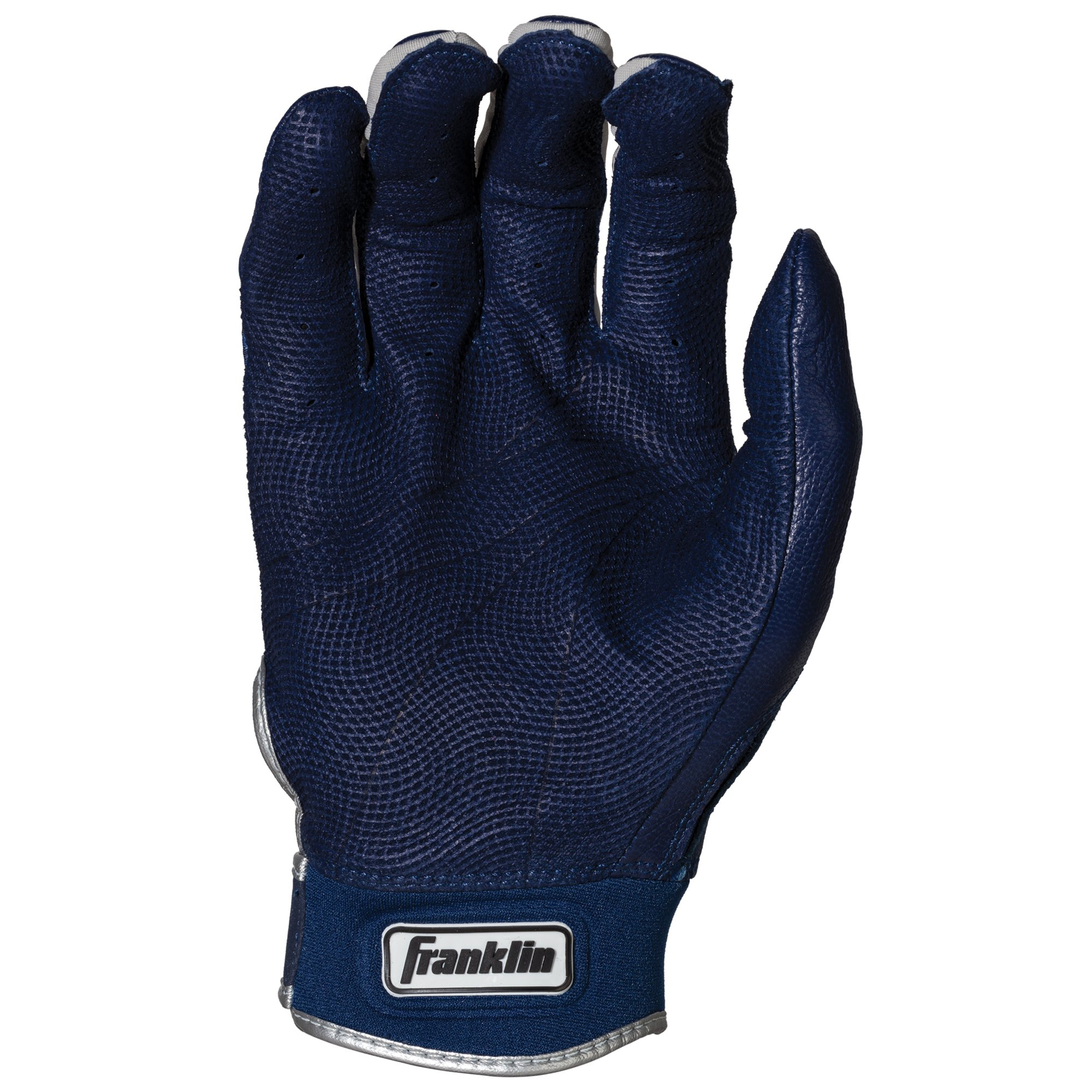 Franklin Sports CFX Pro Digi Series Batting Gloves Navy/Navy Camo Adult Small by Franklin Sports (Image #3)