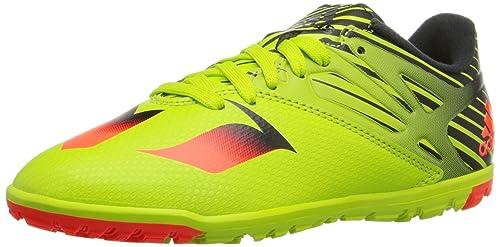 low priced 127d7 984fd Adidas Performance Messi 15.3 TF - Zapatillas de fútbol para niños (Talla  L),