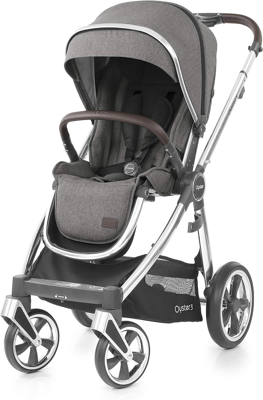Genuine Part Babystyle Oyster 2 Under Pushchair Shopping Basket in Black