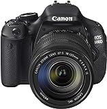 Canon EOS 600D Fotocamera Digitale Reflex 18 Megapixel + Obiettivo 18-135 IS