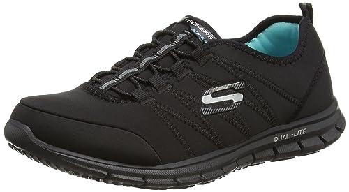 Skechers Glider Electricity, Zapatillas para Mujer: Amazon.es: Zapatos y complementos