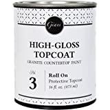 Giani Granite Paint Top Coat Polyurethane Step 3