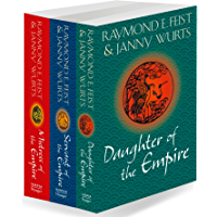 The Complete Empire Trilogy: Daughter of the Empire, Mistress of the Empire, Servant of the Empire