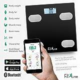Bluetooth Smart Body Fat Scale- Fit2Live Digital