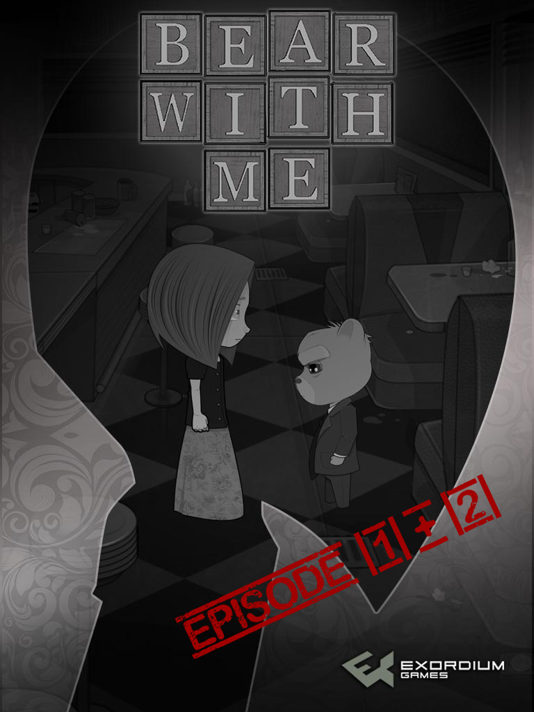 Bear With Me - Episode 1+2 (BUNDLE) [Online Game Code]